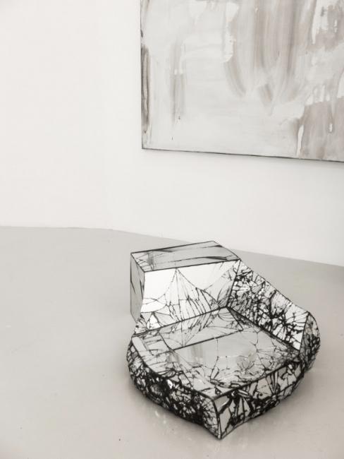 El umbral de lo visible — Cortesía de la Galería Artnueve