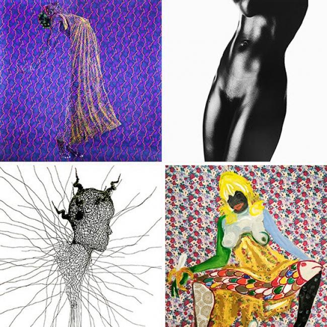 Winter Group Show — Cortesía de Out of Africa Contemporary Art