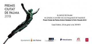 Premi Ciutat de Palma Antoni Gelabert d'Arts Visuals 2018