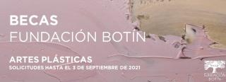 XXVIII Becas Fundación Botín de Artes Plásticas 2021/2022
