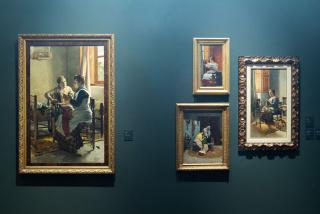 Joaquín Agrasot. Un pintor internacional — Cortesía del Consorci de Museus de la Comunitat Valenciana