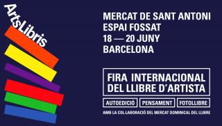 ArtsLibris Barcelona 2021