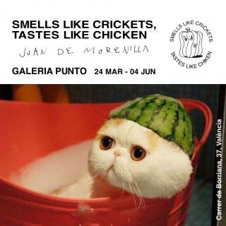 Juan de Morenilla, Smell Like Crickets, Tastes Like Chicken