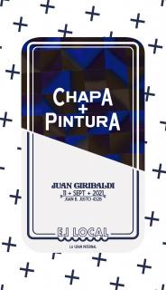 Juan Giribaldi. Chapa & Pintura
