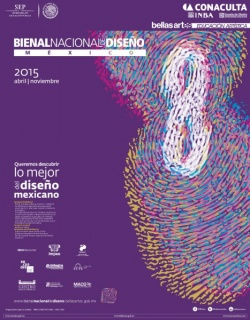 Octava Bienal Nacional de Diseño 2015