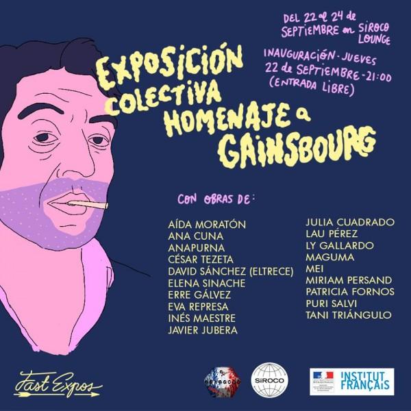 Homenaje a Gainsbourg