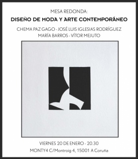 Diseño de moda y arte contemporáneo