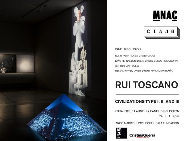 Rui Toscano: Civilizations type I, II, and III
