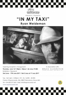 In My Taxi by Ryan Weideman