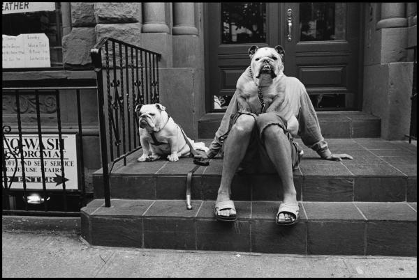 Nova York, EUA, 2000 © Elliott Erwitt / Magnum Photos