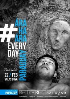 ÁRA HA ÁRA / EVERYDAY PARAGUAY. Imagen cortesía Centro Cultural de España Juan de Salazar