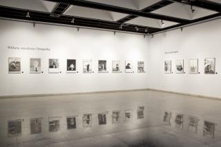 Vista de la exposición – Cortesía del Centre Cultural Terrassa
