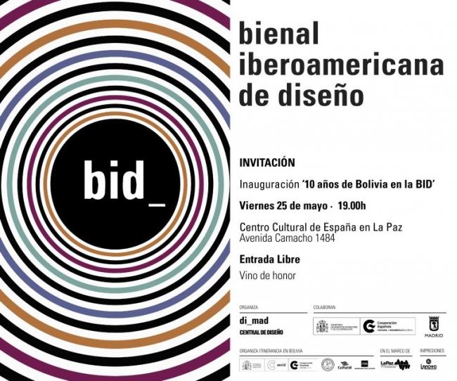 10 años de Bolivia en la BID