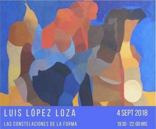 Luis López Loza. Las constelaciones de la forma