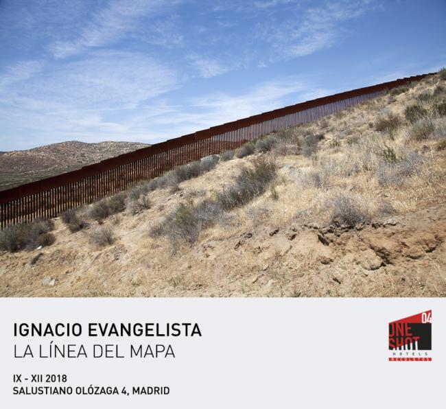 LA LÍNEA DEL MAPA | Ignacio evangelista