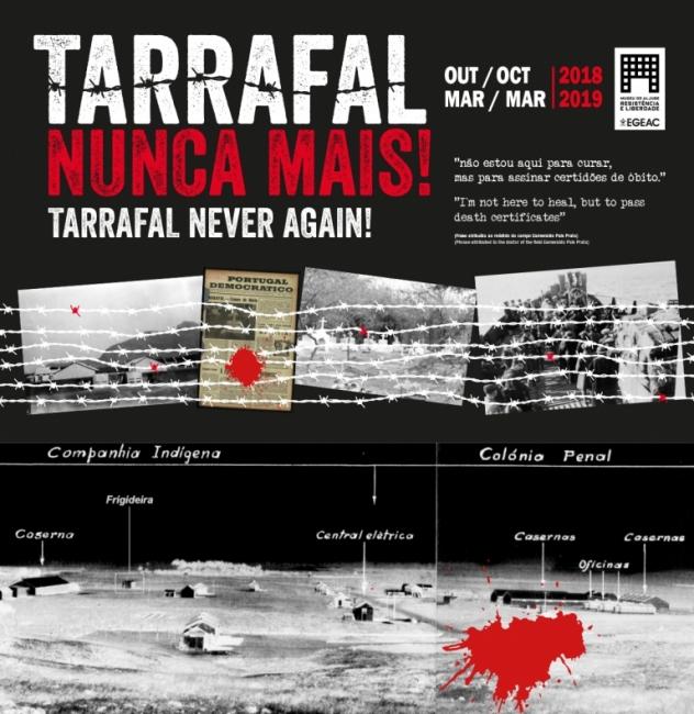 Tarrafal Nunca Mais!