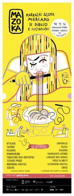 IV Mazoka, Marrazki Azoka, Mercado de Dibujo e Ilustración