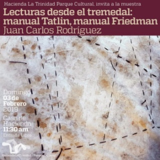 Lecturas desde el tremedal: manual Tatlin, manual Friedman