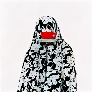 Like Everyday, 2000 © Shadi Ghadirian. Courtesy of Silk Road Gallery — Cortesía de Contemporánea