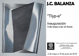 José Carlos Balanza. Tlyp-e