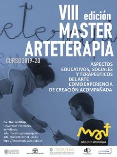 VIII edición Máster Arteterapia