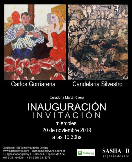 Carlos Gorriarena - Candelaria Silvestro