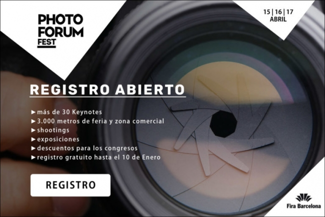 Photo Forum Fest Barcelona 2020