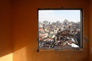 Inside Istanbul I