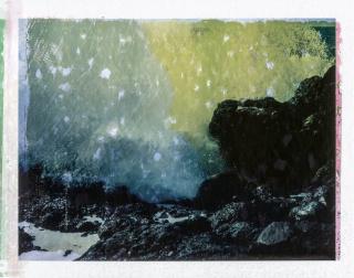 Tito Mouraz, Instant film Fuji FP100 (8,5 x 10,8 cm) — Cortesía del artista