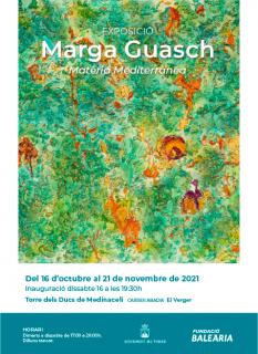 Marga Guasch. Materia mediterránea