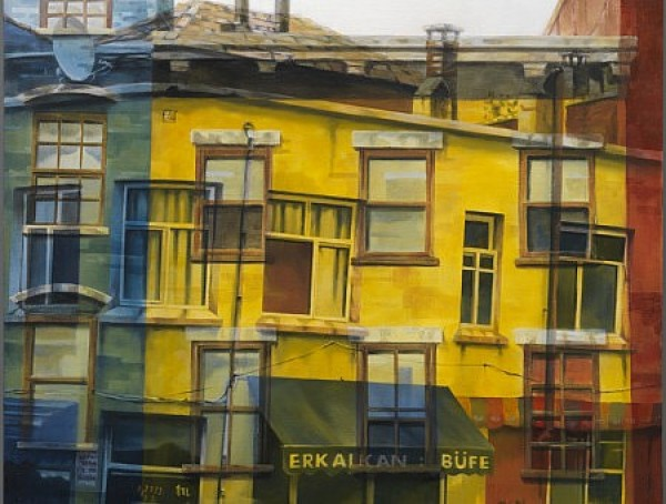 Jorge Pombo, New York-Istanbul 19