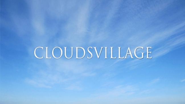 CLOUDSVILLAGE. Cortesía de Klauss van Damme