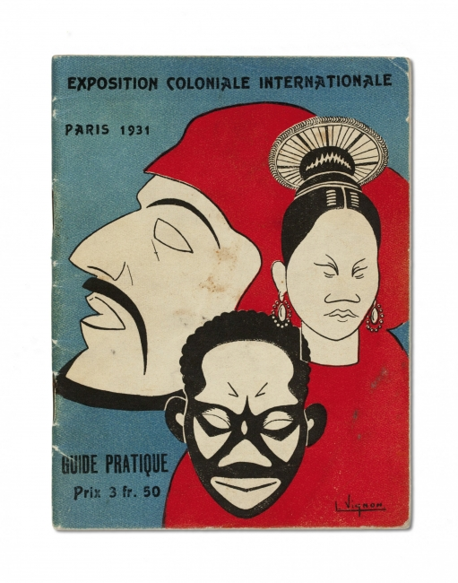 Sumer i el paradigma modern, Exposition Colonial Internationale. Paris, 1931 – Cortesía de la Fundación BBVA