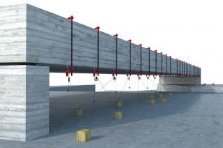 Do concreto ao concreto - Marcia Pastore utiliza materiais da construção civil para relacionar arte e arquitetura
