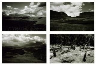Lothar Baumgarten, El Dorado – Le Gran Sabana, 1977/1985. Cortesía Centro Helga de Alvear