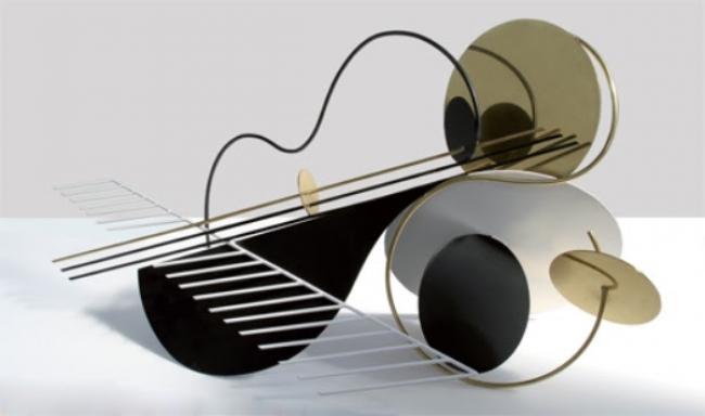 Jazz-Collage, 1994 @ Col·lecció Andreu Alfaro  – Cortesía de Contemporánea