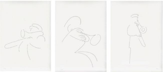 Sin título, 1994 @ Col·lecció Andreu Alfaro  – Cortesía de Contemporánea