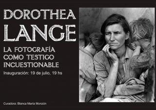 Dorothea Lange. La fotografía como testigo incuestionable