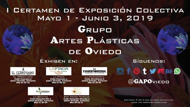I Certamen de Exposición Colectiva