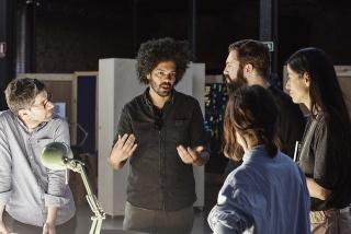 Residencias de producción artística para artistas visuales de Madrid — Cortesía de Matadero Madrid
