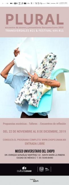 PLURAL encuentro de escena y pensamiento iberoamericano 2019