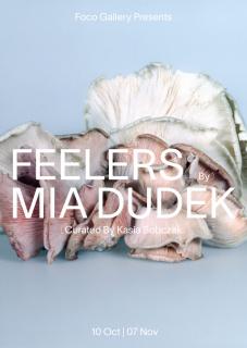 Mia Dudek. Feelers