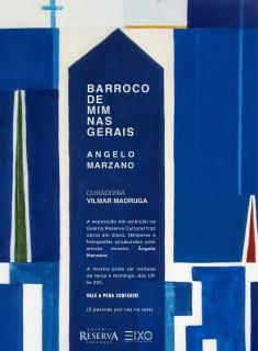 Angelo Marzano. Barroco de Mim nas Gerais