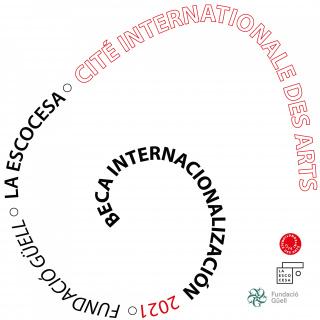 Beca internacionalización Fundació Güell – La Escocesa - Cité Internationale des Arts - 2021