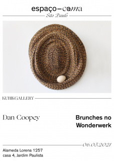 Dan Coopey. Brunches no Wonderwerk