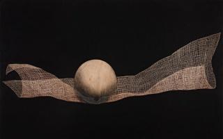 Miguel Rasero, S/T, Acrílico sobre madera, 100x160 cm., 2001. Foto: Josep Casanova Martí