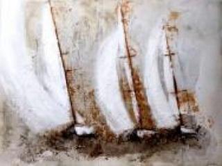 Enric Aguilar, Ventus aura, 90x120 cm.