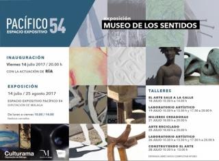 EXPOSICIÓN MUSEO DE LOS SENTIDOS