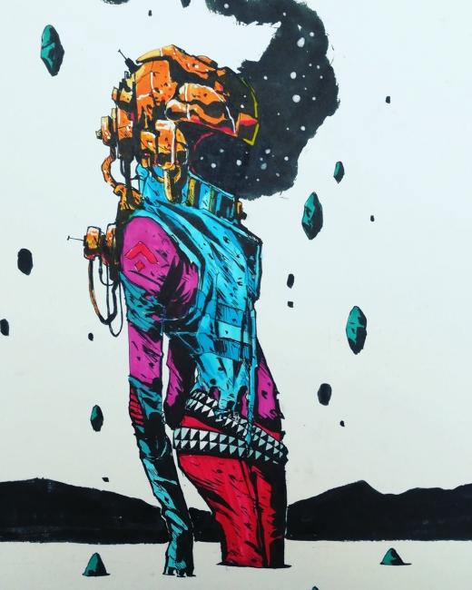 Deih - Trance mind dance – Cortesía de Plastic Murs