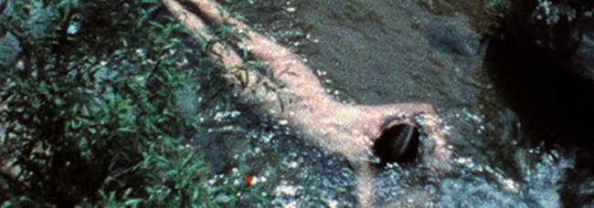 COVERED IN TIME AND HISTORY: DIE FILME VON ANA MENDIETA